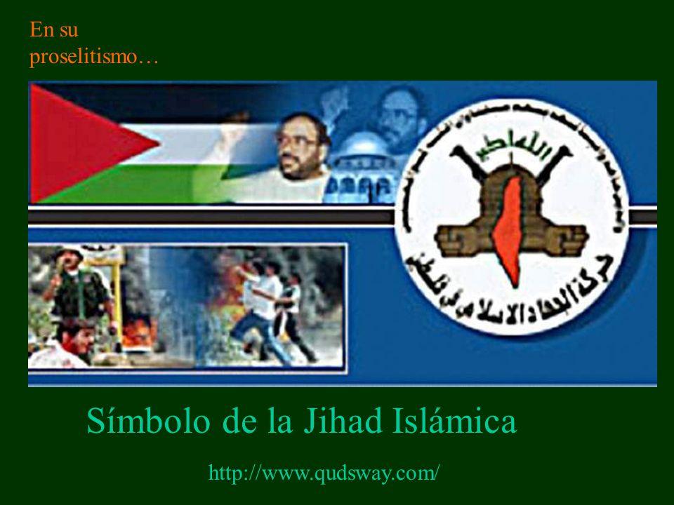 Símbolo de la Jihad Islámica