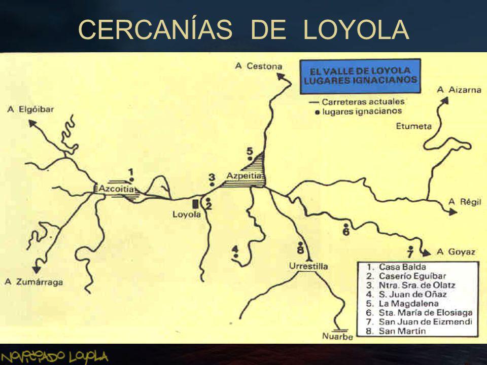 CERCANÍAS DE LOYOLA