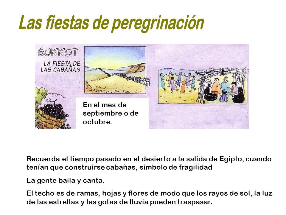 Las fiestas de peregrinación