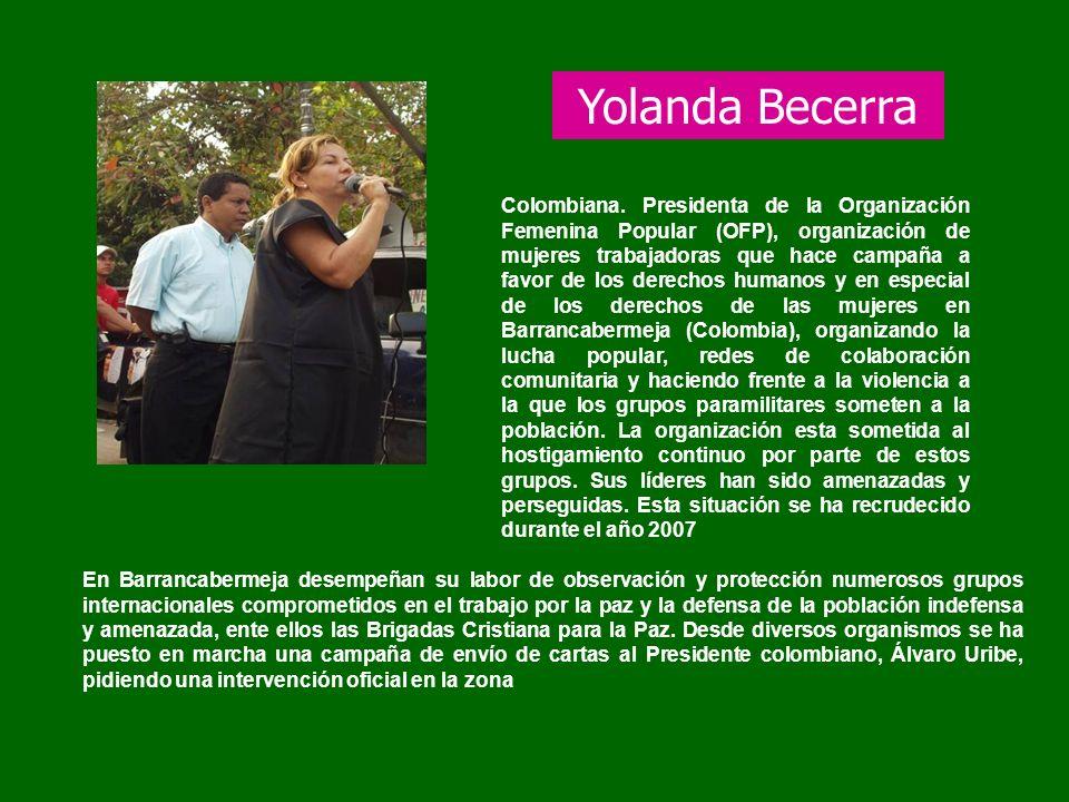 Yolanda Becerra