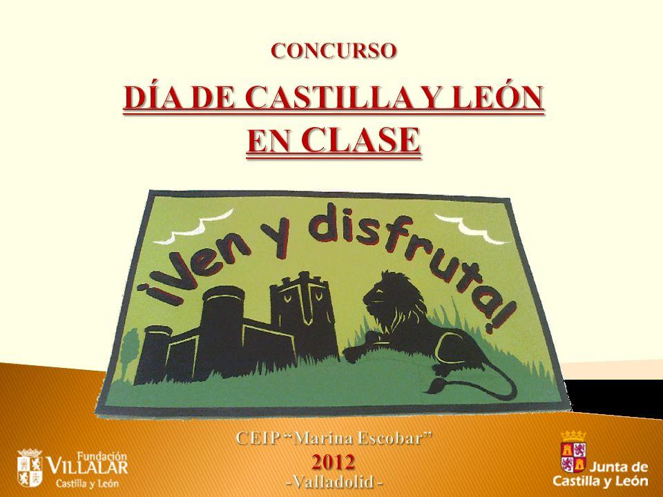 DÍA DE CASTILLA Y LEÓN EN CLASE