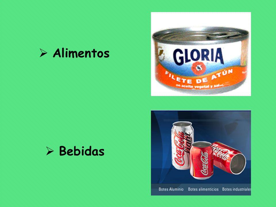 Alimentos Bebidas