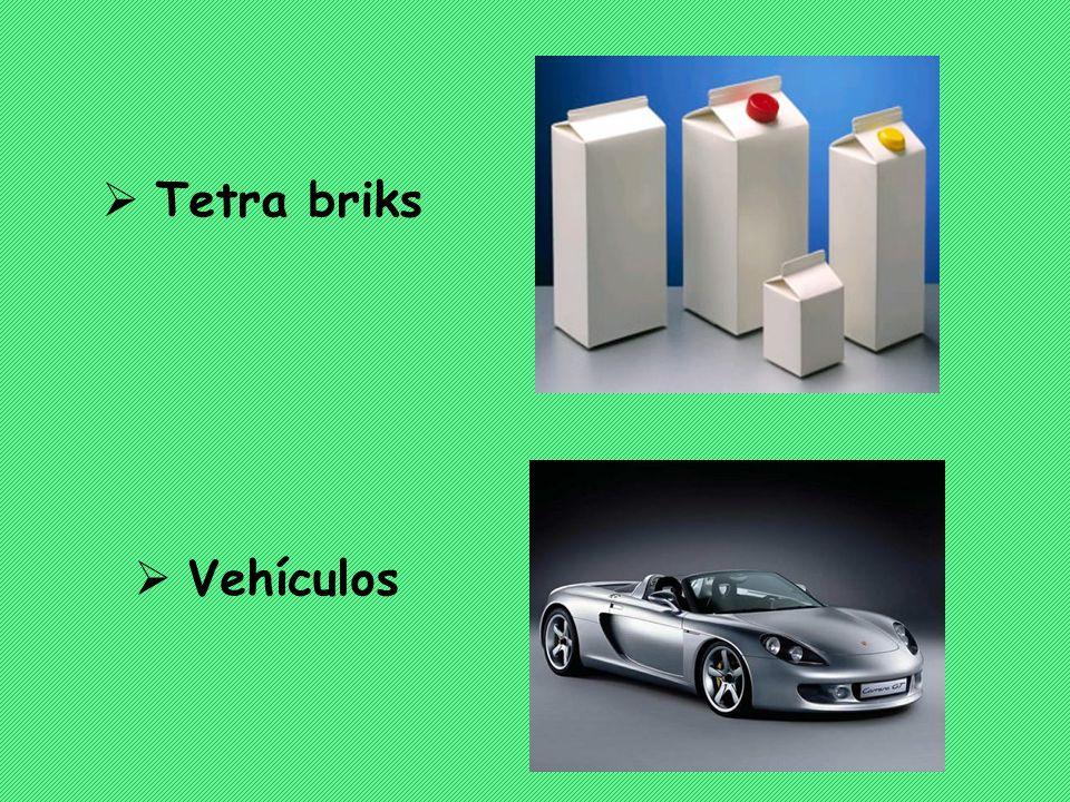 Tetra briks Vehículos