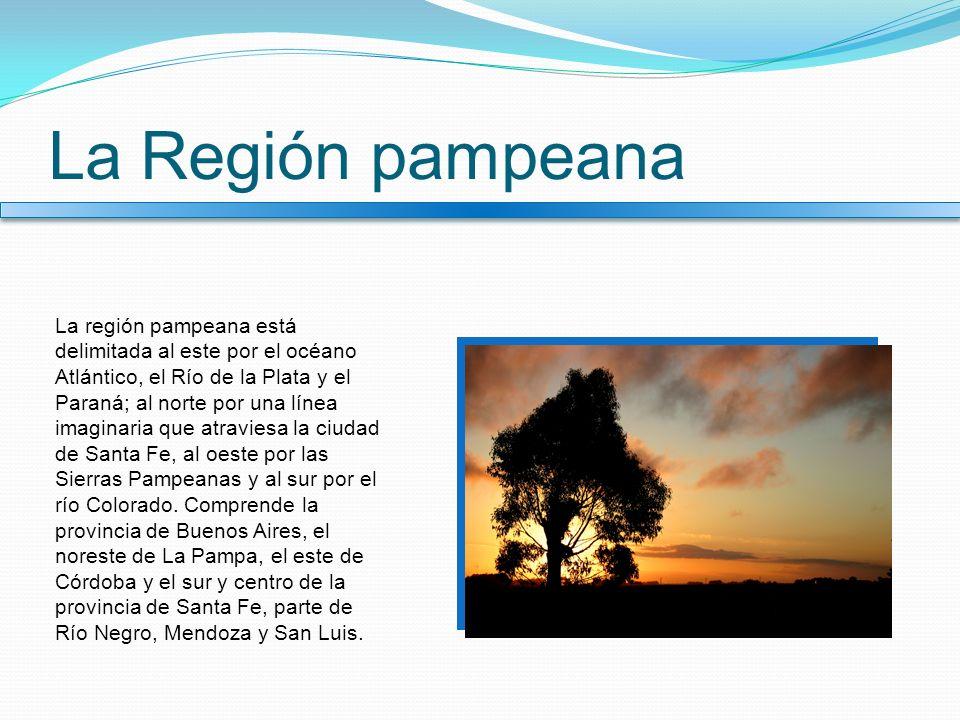 La Región pampeana