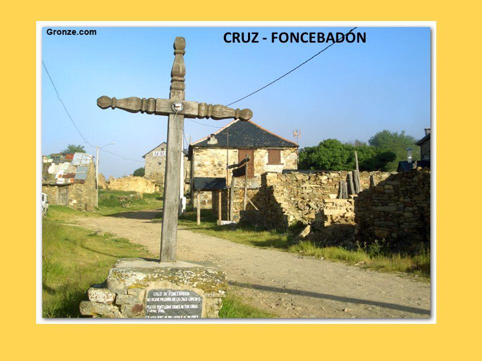 CRUZ - FONCEBADÓN