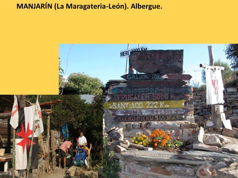 MANJARÍN (La Maragateria-León). Albergue.