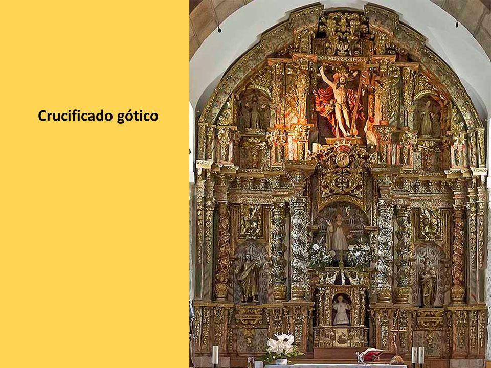 Crucificado gótico