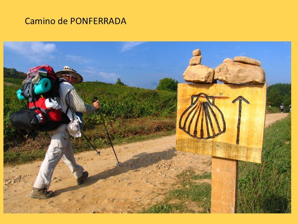 Camino de PONFERRADA