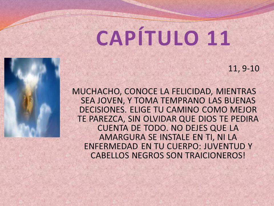 CAPÍTULO 11 11, 9-10.