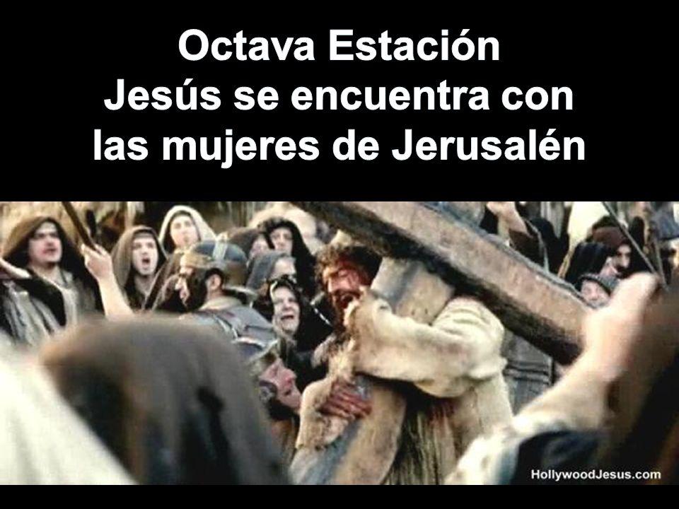las mujeres de Jerusalén