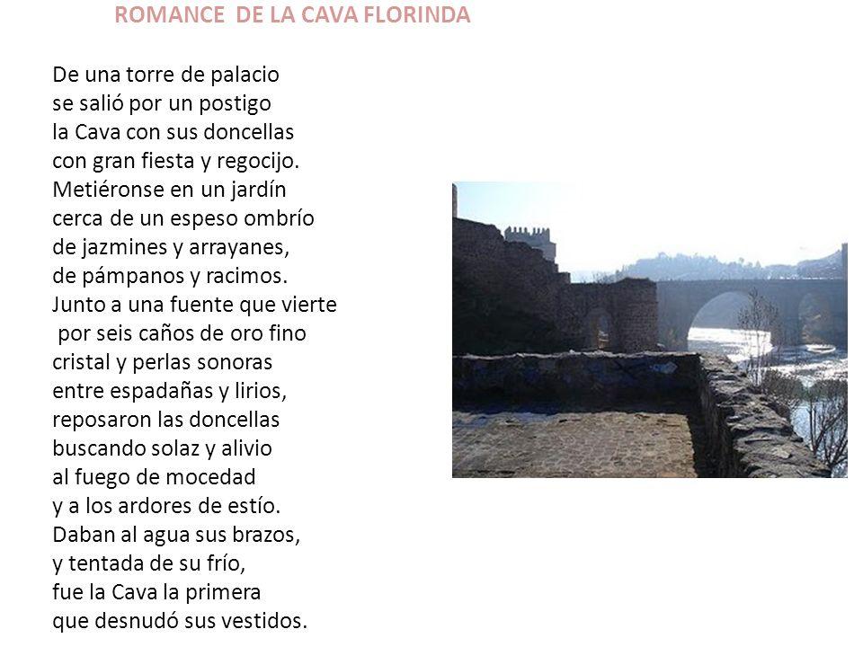 ROMANCE DE LA CAVA FLORINDA