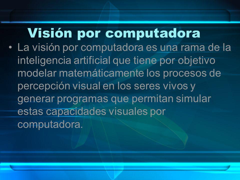 Visión por computadora