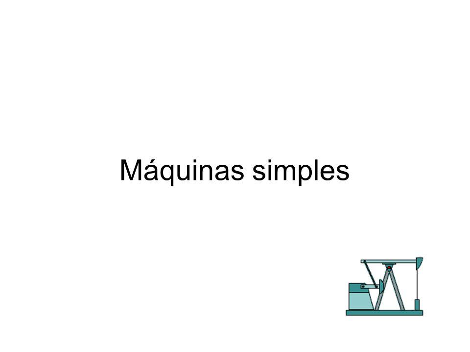 Máquinas simples