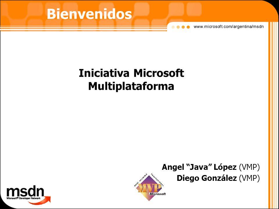 Iniciativa Microsoft Multiplataforma