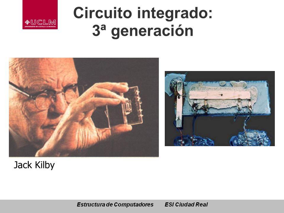 Circuito integrado: 3ª generación