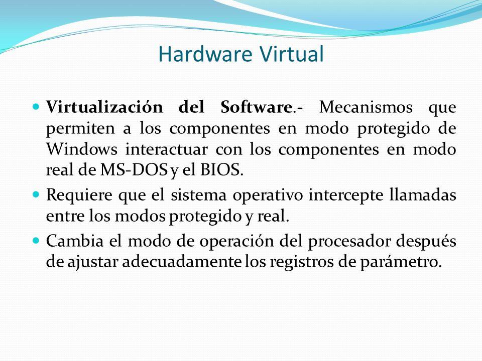Hardware Virtual