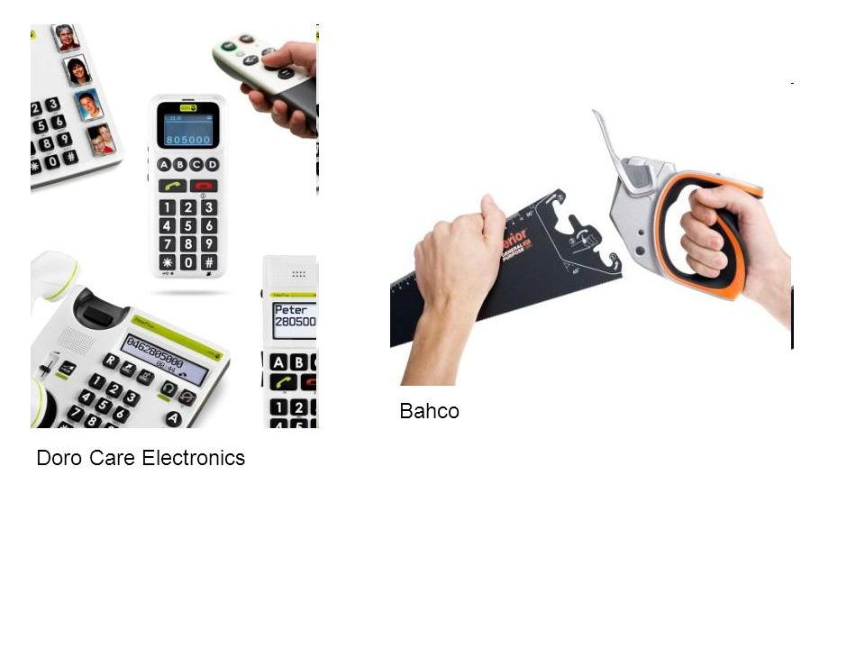 Bahco Doro Care Electronics