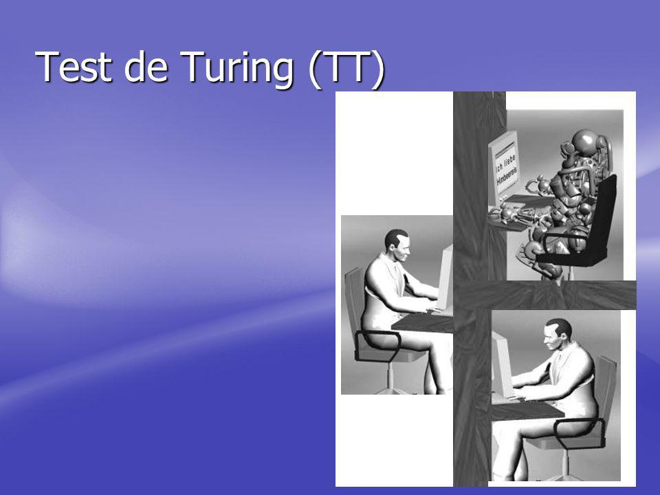 Test de Turing (TT)