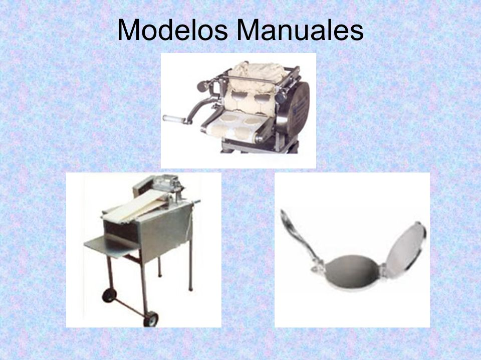 Modelos Manuales