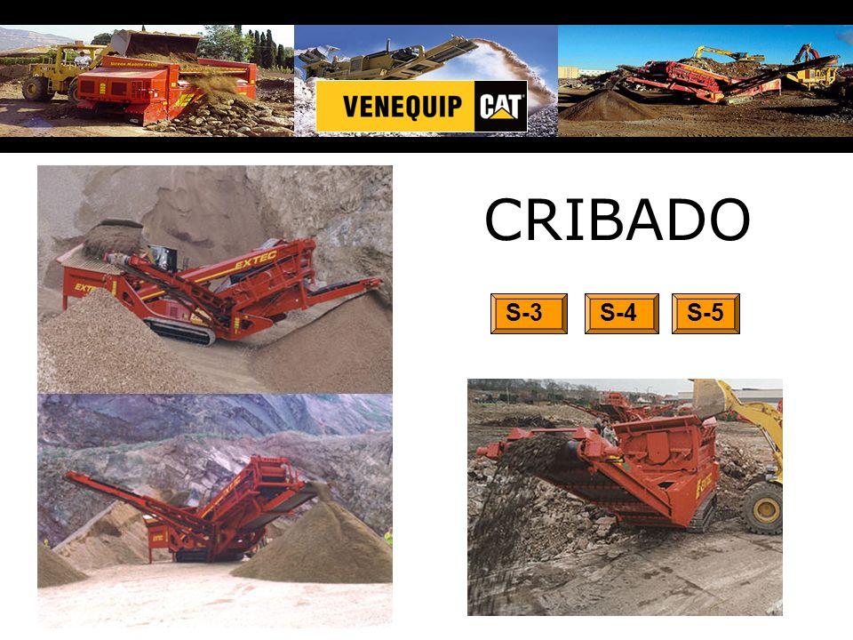 CRIBADO S-3 S-4 S-5