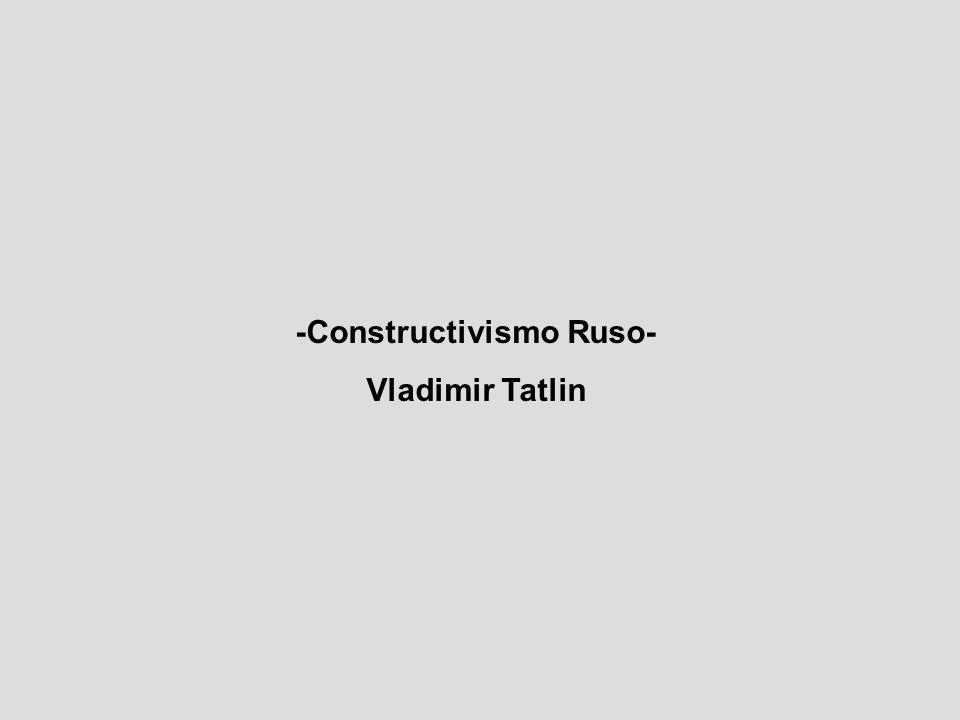 -Constructivismo Ruso-