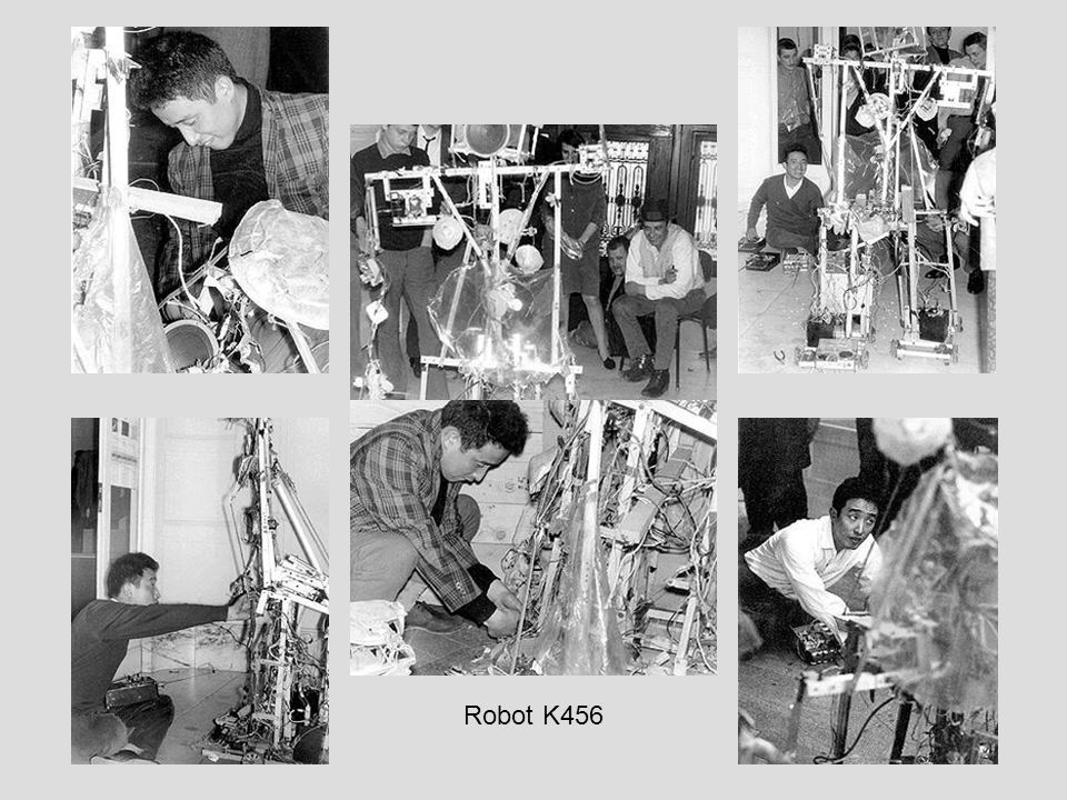 Robot K456