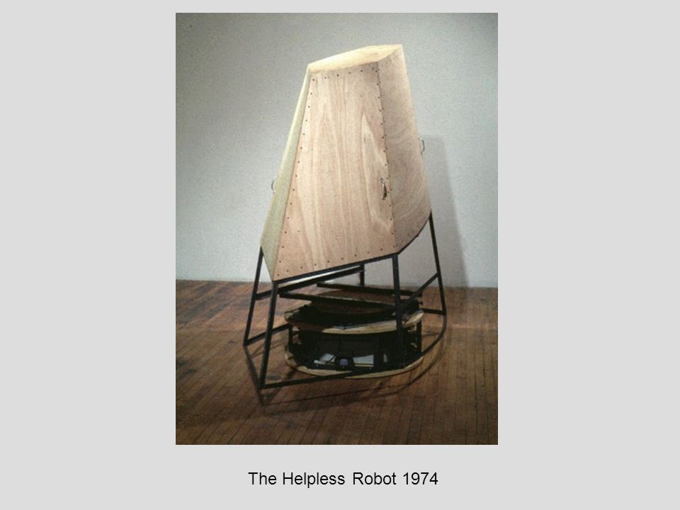 The Helpless Robot 1974