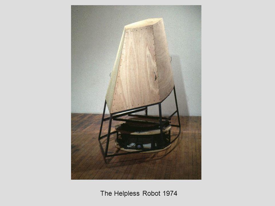 The Helpless Robot 1974