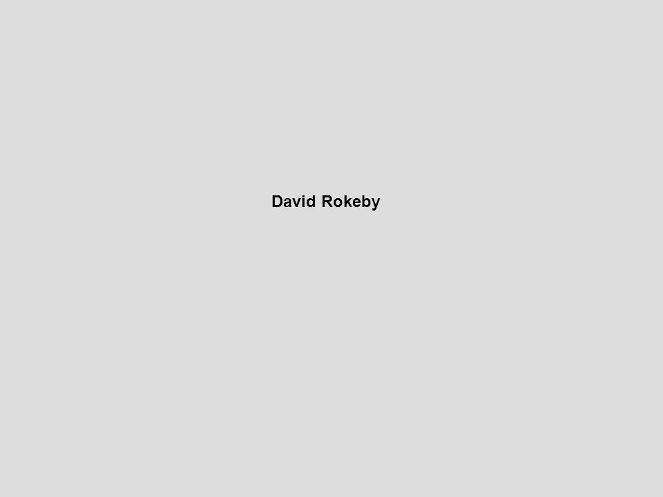 David Rokeby