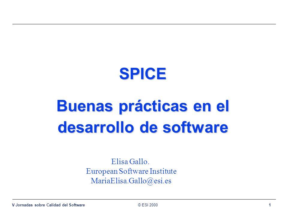 Buenas prácticas en el desarrollo de software
