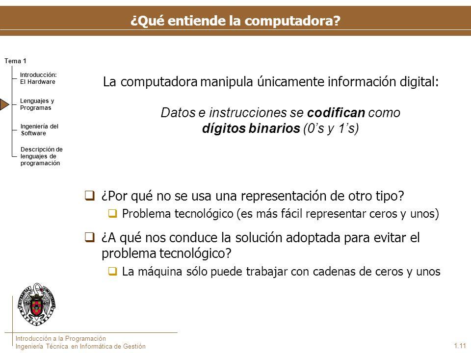 Lenguaje máquina a = (b + c)/(d + e) Pasos. sumar b y c, y guardar el resultado en una dirección de memoria temporal X.