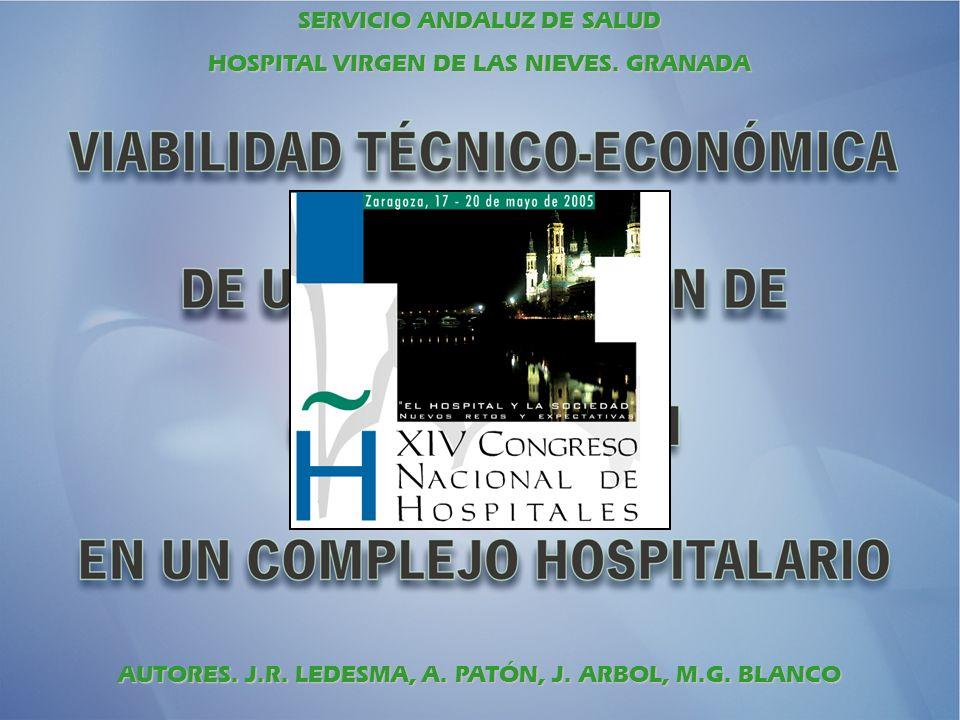 SERVICIO ANDALUZ DE SALUD HOSPITAL VIRGEN DE LAS NIEVES. GRANADA