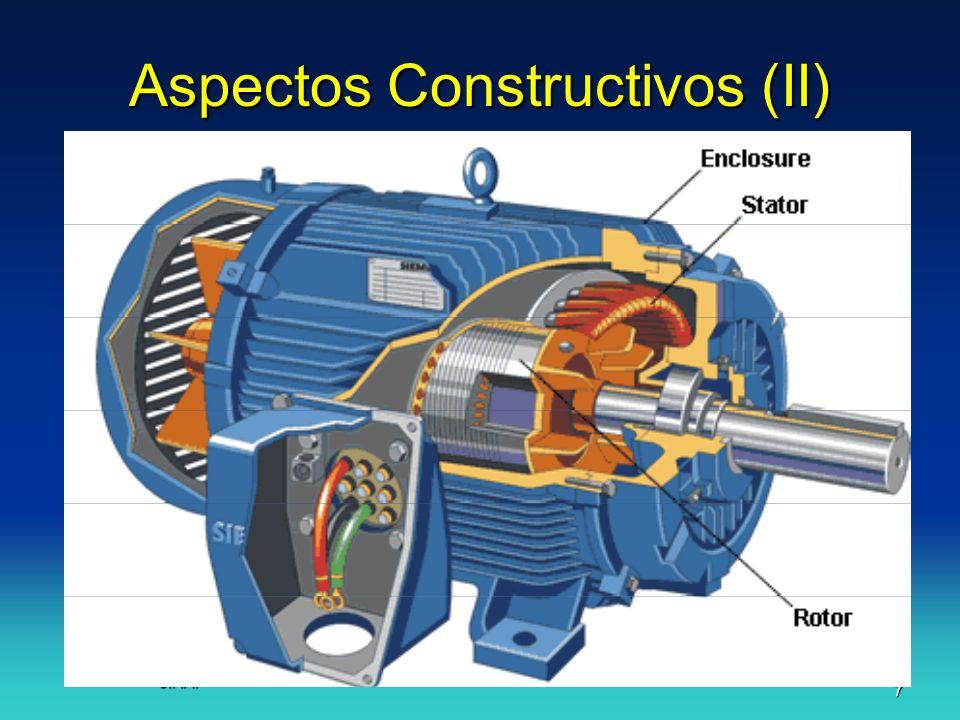 Aspectos Constructivos (II)