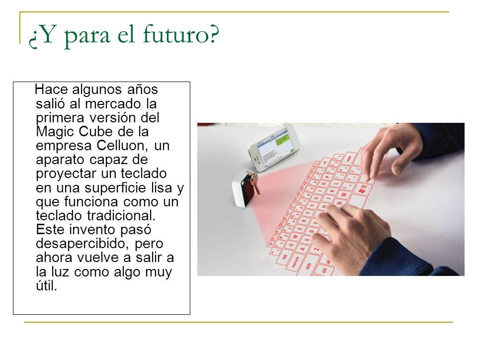 ¿Y para el futuro
