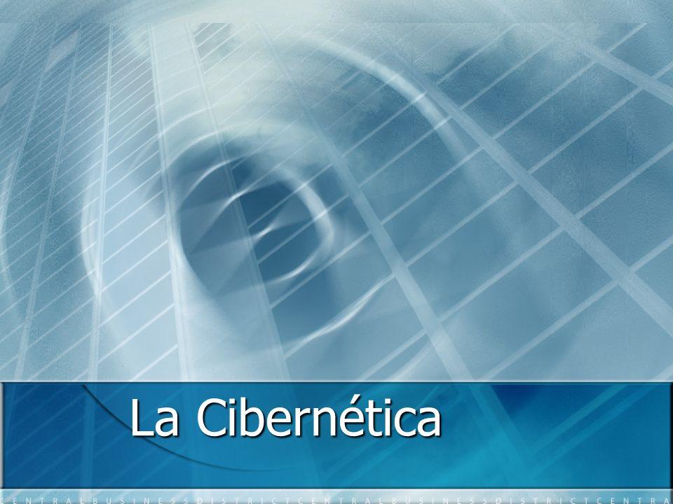 La Cibernética