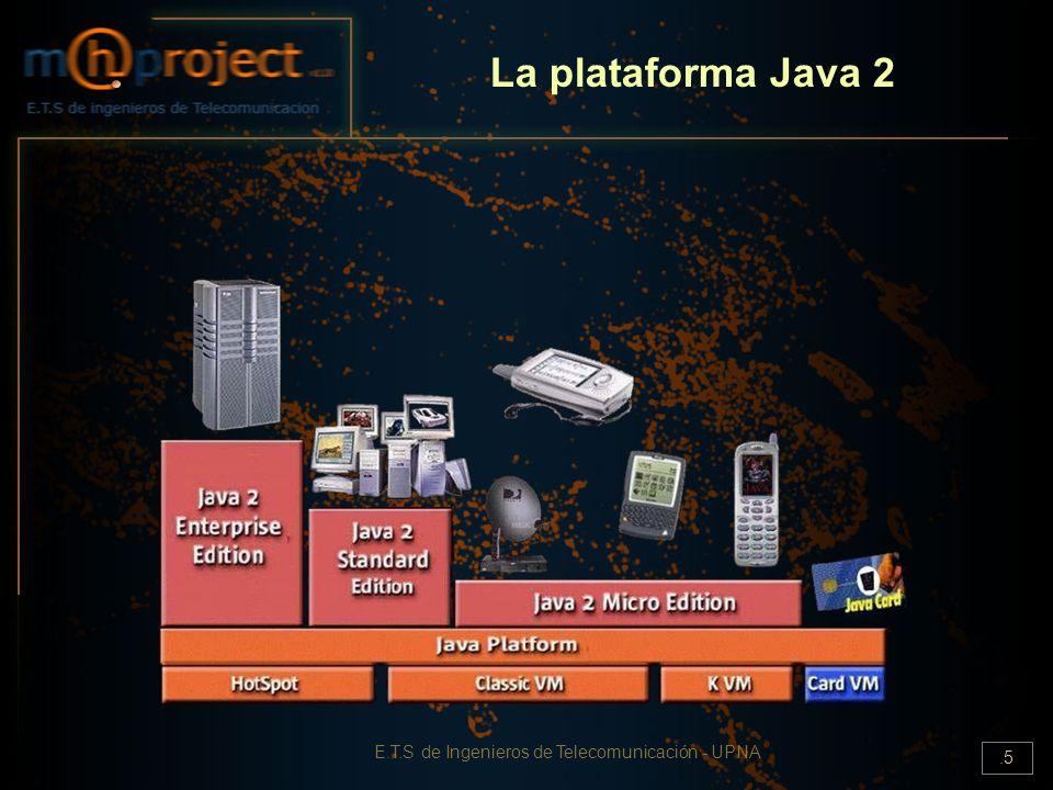 E.T.S de Ingenieros de Telecomunicación - UPNA