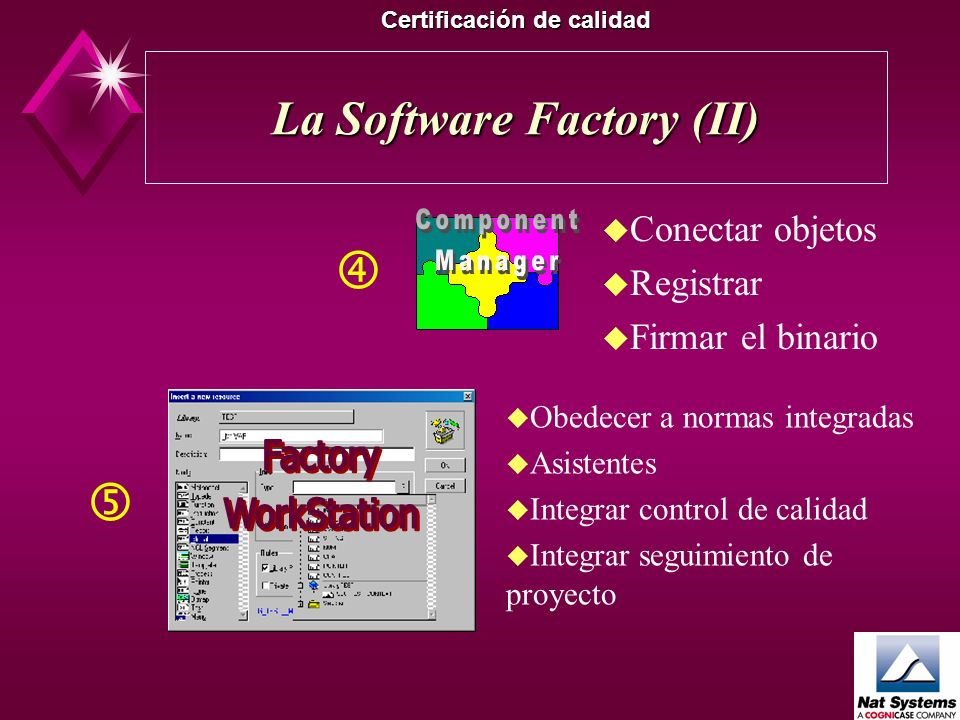 La Software Factory (II)