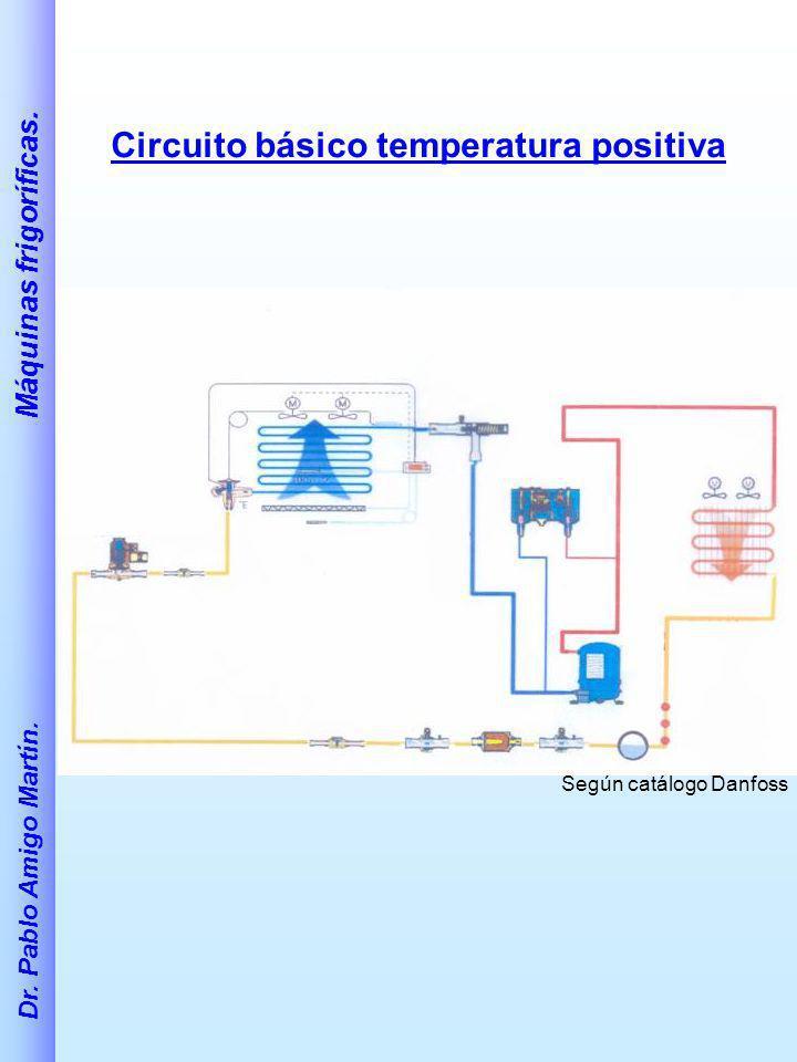 Circuito básico temperatura positiva