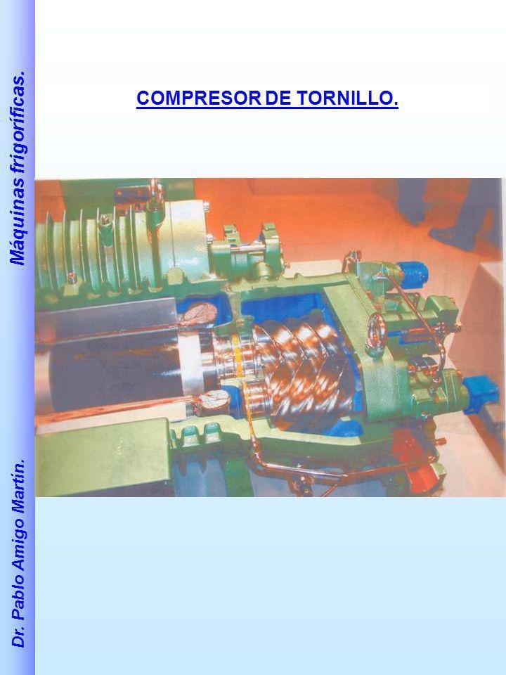 COMPRESOR DE TORNILLO.