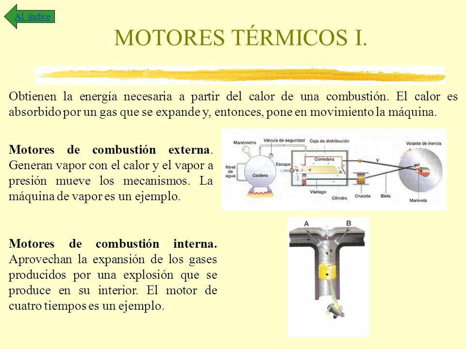 Al índice MOTORES TÉRMICOS I.