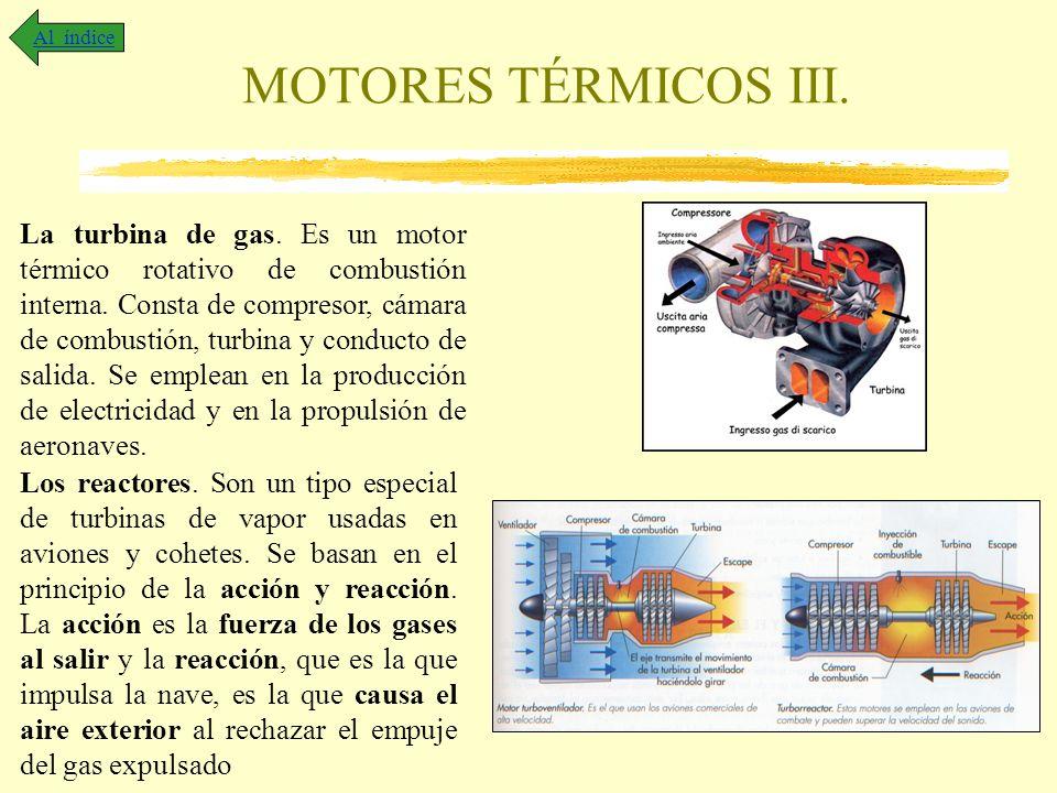 Al índice MOTORES TÉRMICOS III.