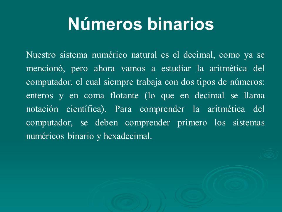Números binarios