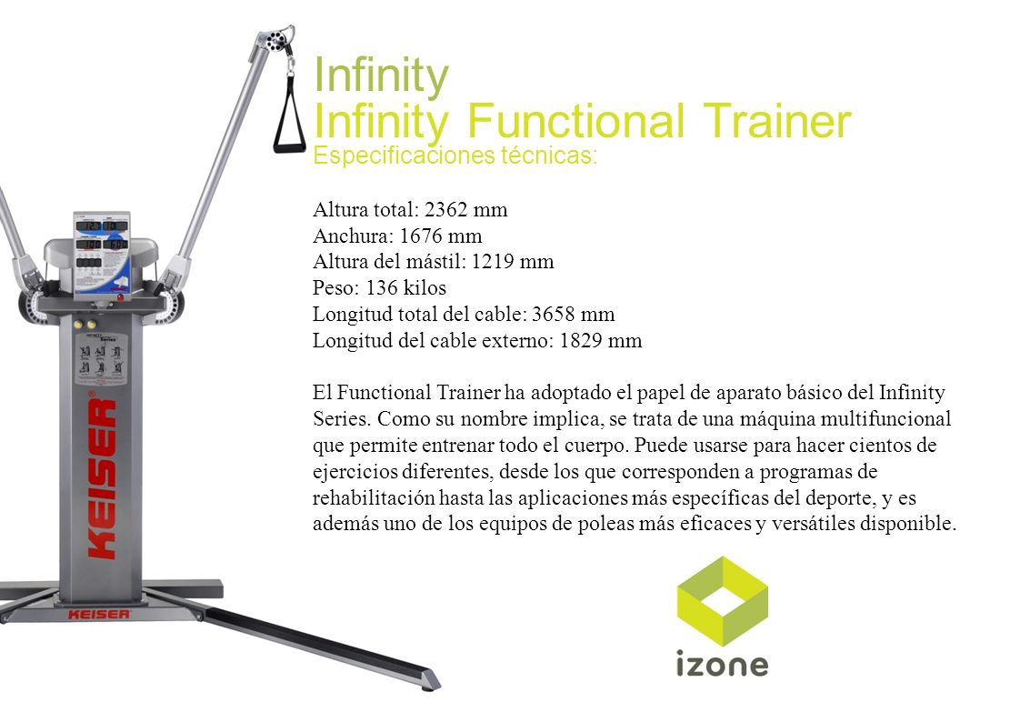 Infinity Functional Trainer