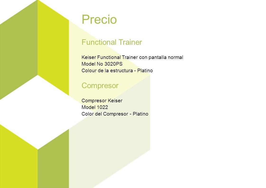 Precio Functional Trainer Compresor