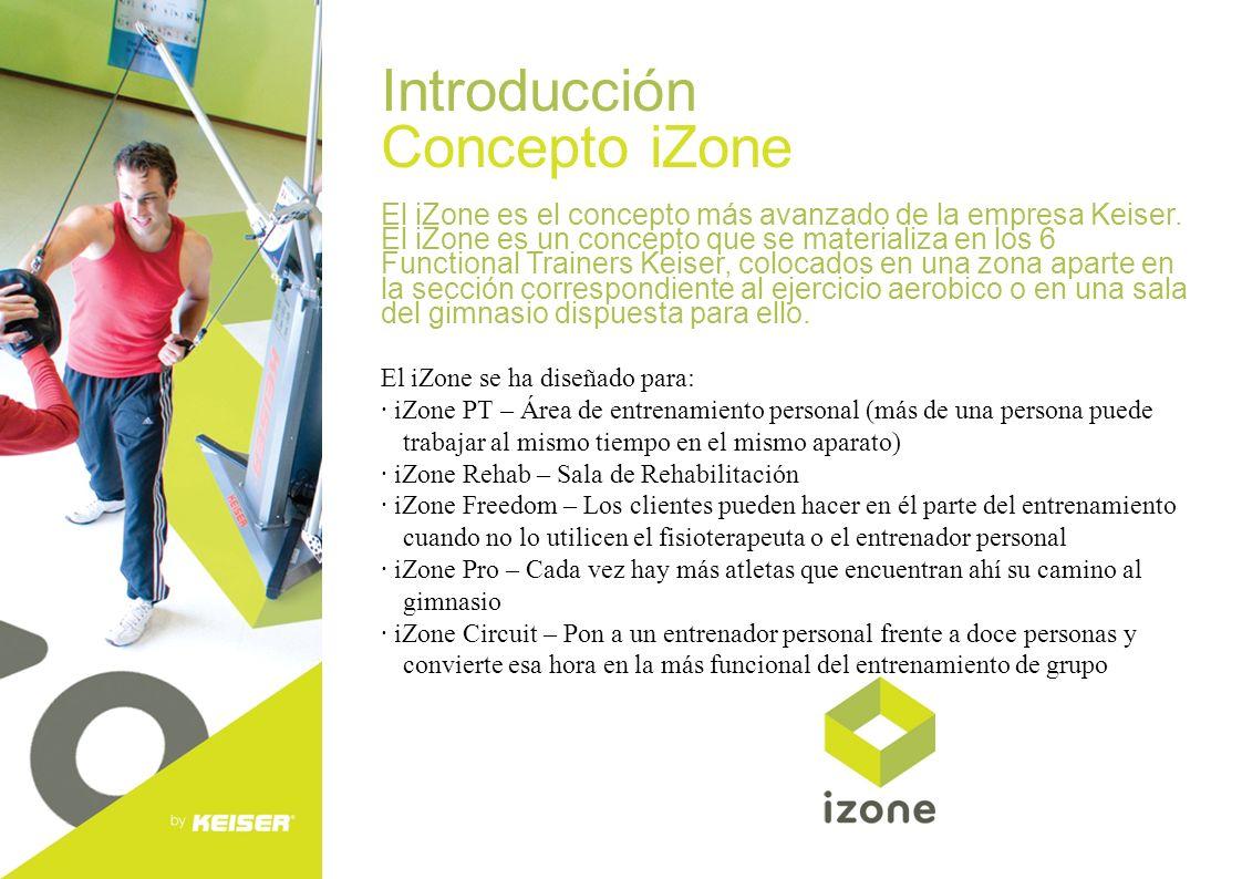 Introducción Concepto iZone