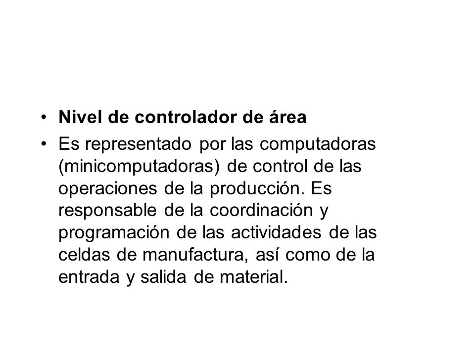 Nivel de controlador de área