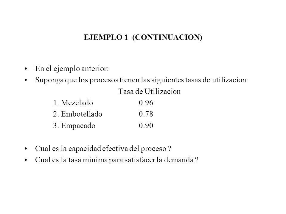 EJEMPLO 1 (CONTINUACION)