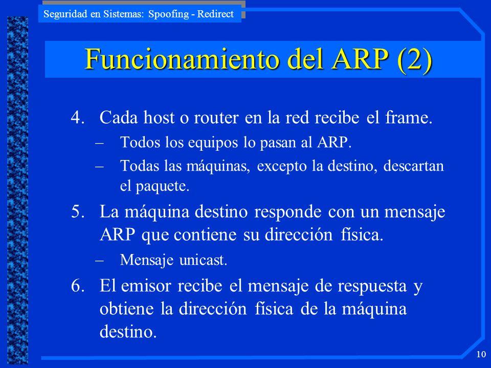 Funcionamiento del ARP (2)