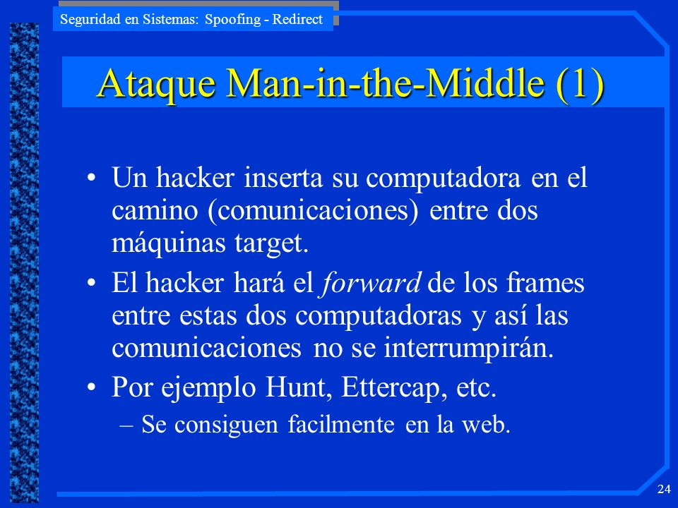 Ataque Man-in-the-Middle (1)