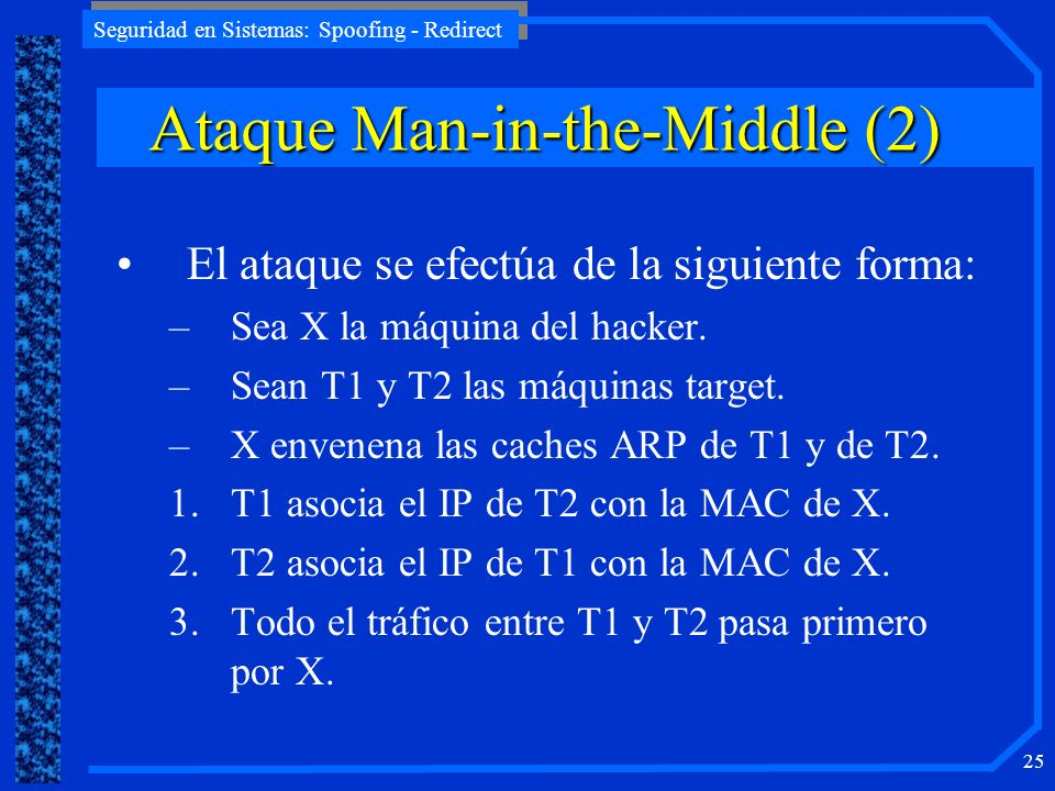 Ataque Man-in-the-Middle (2)